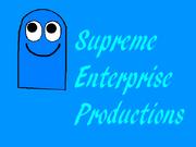 1990 Supreme Enterprise Productions Logo Take 6