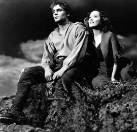 Laurence Olivier Merle Oberon Wuthering Heights