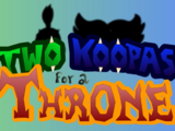 Two Koopas for a throne