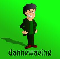 Daniel self portrait 2 by dannywaving-d8but8e