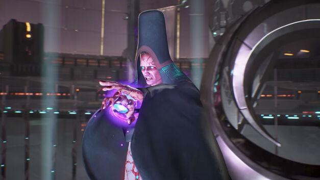 Grandmaster Meio – Marvel vs Capcom Infinite roster