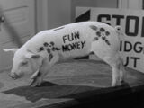 Pugsley's Piggy Bank