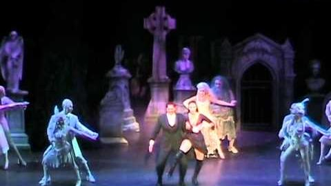 Tango de Amor! - Addams Family Musical on Tour!