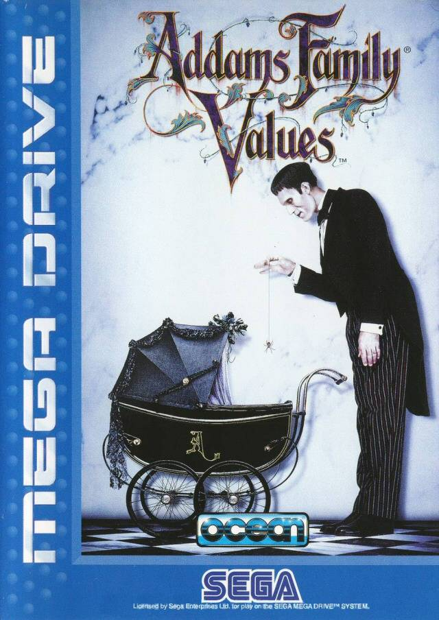 Video Game Values >> Addams Family Values Video Game Addams Family Wiki Fandom
