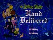 The Addams Family (1992) 203 Jack and Jill and the Beanstalk - Festerman Returns - Hand Delivered 088