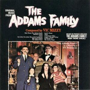 Addams Family - TV Series Soundtrack