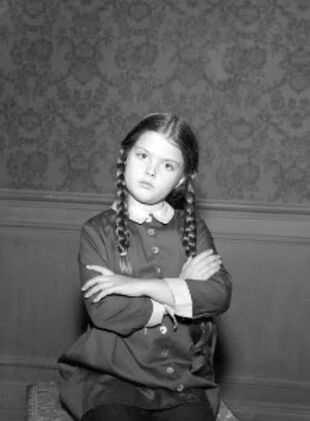 Image result for wednesday from addams family