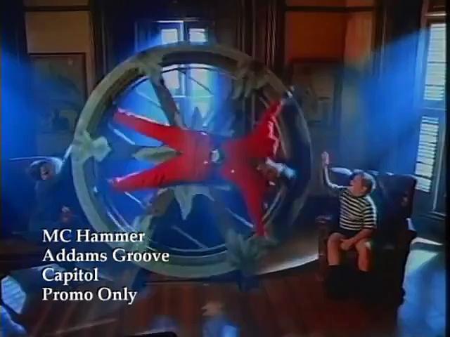 MC Hammer - Addams Groove