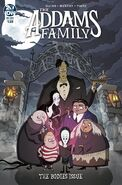 Addams Family The Bodies Issue