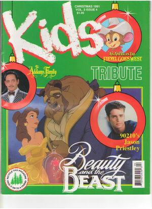 Af kids tribute xmas 1991