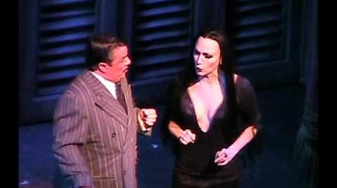 The Addams family musical - where did we go wrong