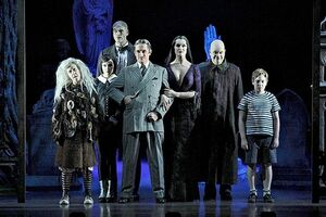 When You're An Addams - Shields and Rees
