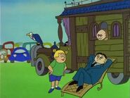 The Addams Family 104 The Fastest Creepy Camper in the West 059