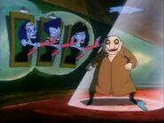 The Addams Family (1992) 206 Then Came Granny - Pet Show Thing - Fester Sings The Fester Way 092
