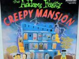 The Addams Family Creepy Mansion Action Game