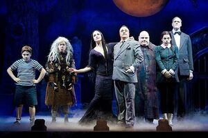 When You're An Addams - Neuwirth and Lane