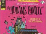 The Addams Family Issue 1