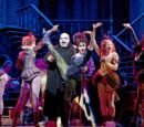 The Addams Family Musical Cast Lists