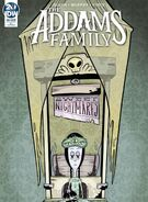 Addams Family The Bodies Issue -Cover Kate Sherron