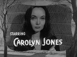 Carolyn jones title