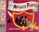 The Addams Family Card Game