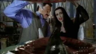The New Addams Family - Cleopatra, green of the Nile
