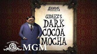 THE ADDAMS FAMILY DIY How To Make Gomez's Dark Chocolate Mocha MGM