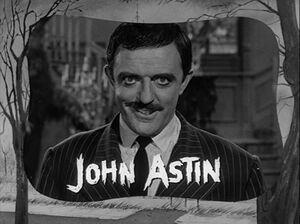 John astin title