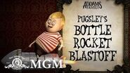 THE ADDAMS FAMILY DIY How To Make Pugsley's Rocket Ship MGM