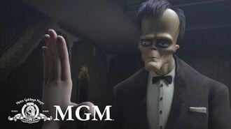 THE ADDAMS FAMILY Organ Theme Song MGM