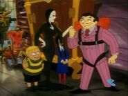 The Addams Family (1992) 111 Hide And Go Lurch - Hook, Line And Stinkers - A Sword Fightin' Thing 029
