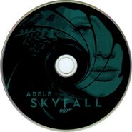 Skyfall CD Single 4