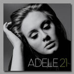 Adele 21 poster