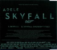 Skyfall CD Single 2