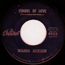 Wanda Jackson--Funnel of Love