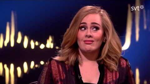 "Adele on becoming an adult ""It scared the life out of me"""