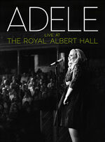 Adele Live At The Royal Albert Hall Cover