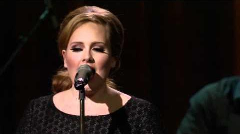 Adele iTunes Festival London 2011