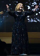 Adele live 2016 singing