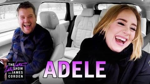 Adele - Carpool Karaoke