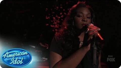 "Candice Glover Performs ""Lovesong"" - AMERICAN IDOL SEASON 12"