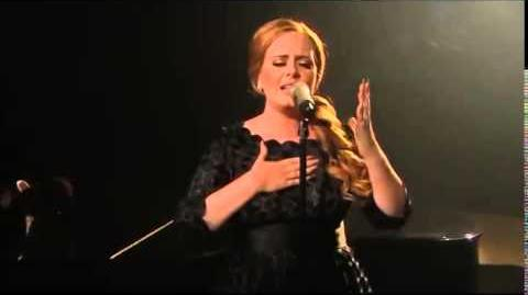Adele - Someone Like You (Live from the MTV Video Music Awards)
