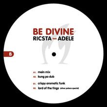 Ricsta feat. Adele - Be Divine