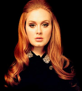 Adele Billboard Cover Shoot