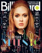 Adele Billboard December 2011