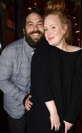 Adele dating zach galifianakis