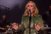 Adele at the BBC Hello