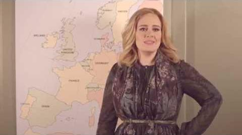 Adele Announcement