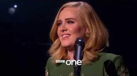 Adele At The BBC Trailer - BBC One
