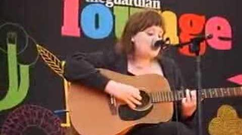 Adele live at Glastonbury